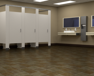 restroom cleaning services and products